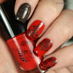 Christmas nails Christmas Nails, Nail Art Designs, Nail Polish, Beauty, Christmas Manicure, Nail Polishes, Polish, Xmas Nails, Nail Designs