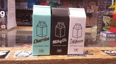 """BRAND NEW IN STOCK! Milkman """"Milky O's"""" Oreo flavour premium E - liquid! Currently only available in 3mg strength @ 14.99"""