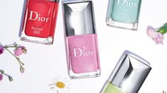The Glowing Gardens of Dior's Spring 2016 Makeup Collection | Dior Vernis