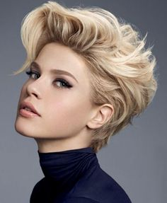 Fashion Short Haircu