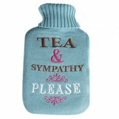 Time of the month - Hot Water Bottle Tea And Sympathy