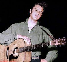 #Elvishistory ed Sullivan show rehearsals 9th sept 1956.