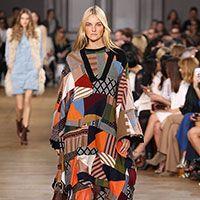 Chloé: Franse flair - Modecollecties vrouw herfst winter 2015 2016 - Trendystyle, de trendy vrouwensite