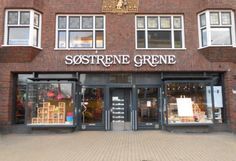 31-5 visit Sostrene Grene in Groningen