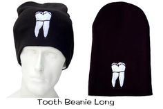 Tooth Long Beanies