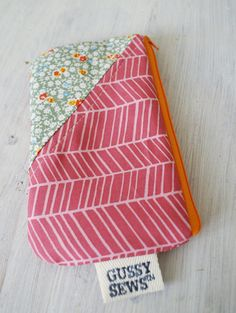 chevron + floral? yes please! loving our new products in the Gussy shop...