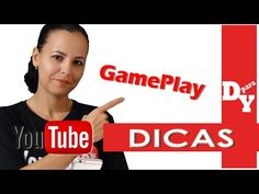 Gameplay no Youtube Dicas - YouTube