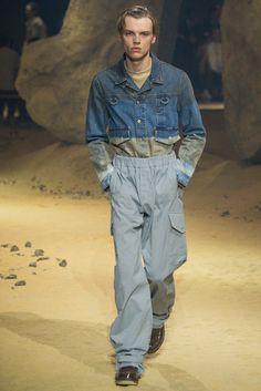 Kenzo Spring 2016 Menswear Fashion Show