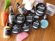 HUGE LUSH Haul & Reviews! | Erinn's Beauty Blog