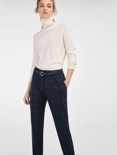 Vizualizare toate - Pantaloni - WOMEN - Massimo Dutti