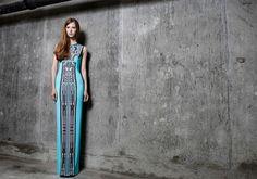 Holly Fulton's Cleopatra Dress - London