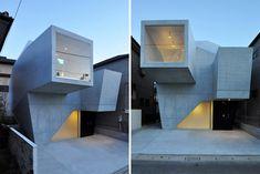 fuse-atelier: house in abiko.