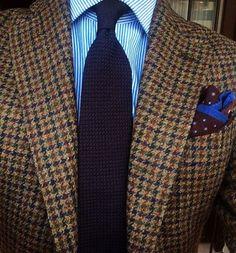 Mens Style Guide, Men Style Tips, Harris Tweed Jacket, Tweed Jacket Men, Casual Co, Outing Outfit, Tweed Run, Designer Suits For Men, Elegant Man