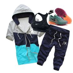 """Sports wear set 2"" by beterprice on Polyvore"