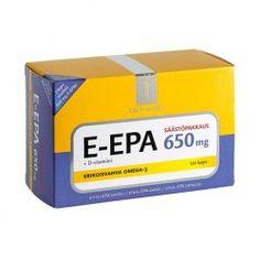 Dr. Tolonen E-Epa 650 mg, 120 capsulas