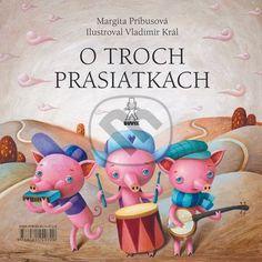 Vtipná a veselá knižka s ilustráciami Vlada Kráľa nadväzuje na krehkú tradíciu bilderbuchov pre malé deti (Kozliatka, Buvik 2013). V knihe nájdu deti aj ďalšiu obľúbenú... Tweety, Smurfs, Fictional Characters, Fantasy Characters