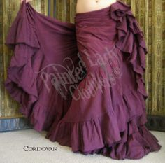 Cordovan 25 Yard Petticoat Skirt.  You can order yours here:  http://www.paintedladyemporium.com/Shop-Here.html