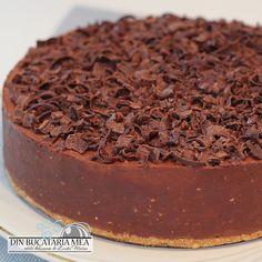 tort de trufe Cheesecakes, Tiramisu, Sweets, Ethnic Recipes, Desserts, Romani, Food, Chocolate Cakes, Tailgate Desserts