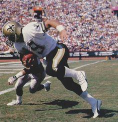 Guido Merkins - 1985 New Orleans Saints