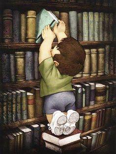 La lectura te eleva!