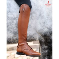 Horse Riding Shoes, Brown Riding Boots, Horse Clothing, Clothes Horse, Equestrian Fashion, Equestrian Style, Dressage Horses, Tall Boots, What To Wear