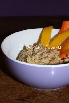 Hummus di ceci