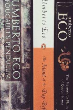 6 livros indispensáveis de Umberto Eco para sua estante