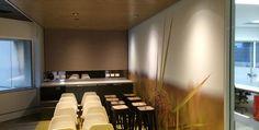 SunRice Office Development with DecorEagle Panels by Decor Systems #decorsystems #interiordesign #architecture #design #ceiling #acoustics #soundabsorption #noise #noisy #decoreagle www.decorsystems.com.au