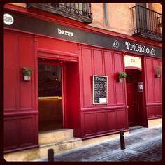 Restaurante TriCiclo, Barrio de las Letras - Madrid