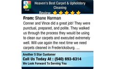 Conner and VInce did a great job! They were punctual, prepared, and polite. They walked us...