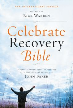 Find freedom from life's hurts, hang-ups, and habits If you long to break free from life's hurts, hang-ups, and habits, the NIV Celebrate Recovery Bible is a powerful and positive ally. This Bible is