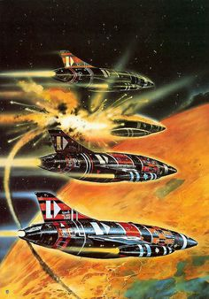 Chris Foss - Ships of the Line