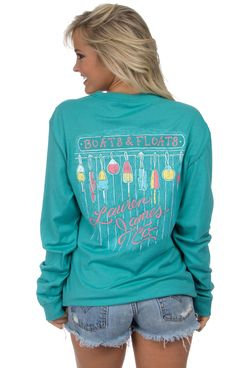 Boats and Floats - Long Sleeve