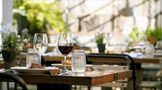 Terrain Garden Café at Glen Mills, PA by Terrain Greenhouse dining - sounds delightful on a sunny day!