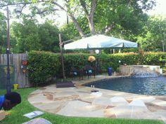Treasure Garden AKZ Cantilever Umbrella