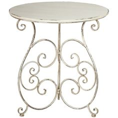 I pinned this Ava Bistro Table from the Bedlow Park event at Joss and Main!
