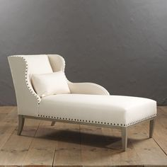 Selma Right Arm Chaise.  I need this chair.