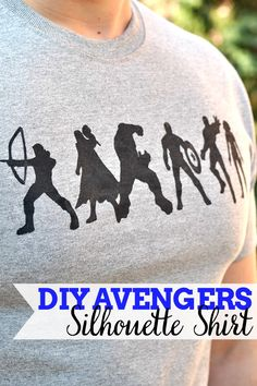 Captain america silhouette by ba ru ga plantillas for Website where you can design your own shirt