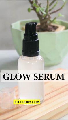 Diy Natural Beauty Recipes, Beauty Tips For Glowing Skin, Diy Beauty, Face Skin Care, Diy Skin Care, Skin And Hair Clinic, Homemade Skin Care, Homemade Hair Serum, Homemade Face Toner