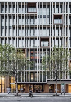 OHLA HOTEL EIXAMPLE by Isern Associats