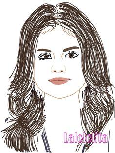 Selena Gomez ( Lalololita )