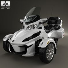 nice BRP Can-Am Spyder RT 2014