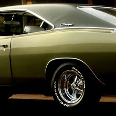 1968 Dodge Charger RT Love this car ever since the fast and the furious lol!