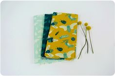 Birch Organics - Acorn Trail by Teagan White | buy in-store and online from Ray Stitch.