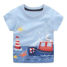 Cheap shirt fille, Buy Quality kids tee shirts directly from China children t shirts boys Suppliers: Boys Tops Summer 2018 Brand Children T shirts Boys Clothes Kids Tee Shirt Fille Cotton Character Print Baby Boy Clothing Baby Clothes Brands, Trendy Baby Boy Clothes, Cute Baby Boy Outfits, Kids Clothing Brands, Newborn Boy Clothes, Kids Outfits, Boy Clothing, Children Clothing, Summer Clothing