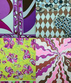 Fabrics -   Designer:   Emilio Pucci  Brand:   Emilio Pucci  Label:   EMILIO PUCCI FLORENCE - ITALY