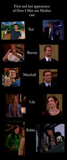 Any HIMYM fans?