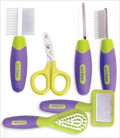 Li'L Pals BIG Grooming 6-pc SET