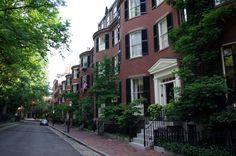 Beacon Hill Boston Ma