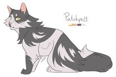Designing WC - Oneeye - Halftail - Smallear - Patchpelt - Dappletail Original elders here. I especially liked Patchpelt and Dappletail Warrior Cat Memes, Warrior Cats Series, Warrior Drawing, Warrior Cat Drawings, Warrior Cats Fan Art, Warrior Cats Art, Cat Character, Character Design, Animal Drawings
